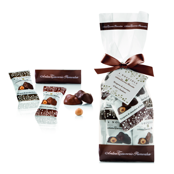 ATP Chocolate coated hazelnuts - bag