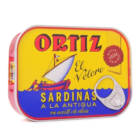 Ortiz Sardines a la Antigua in Olive oil