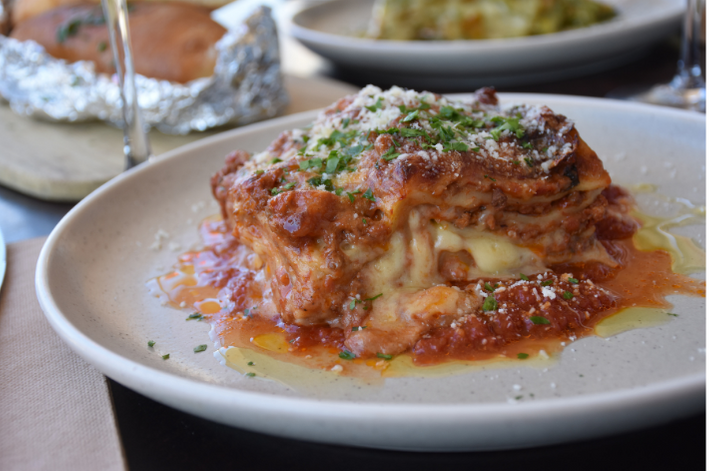 Mercato Made Beef & Pork Lasagna