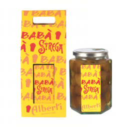 Baba with Strega