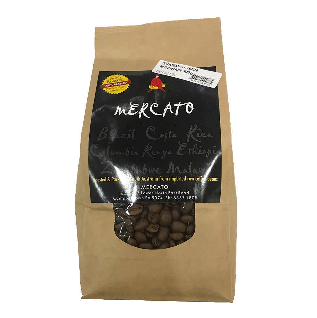 Mercato Guatemala/blue mountain Coffee Beans