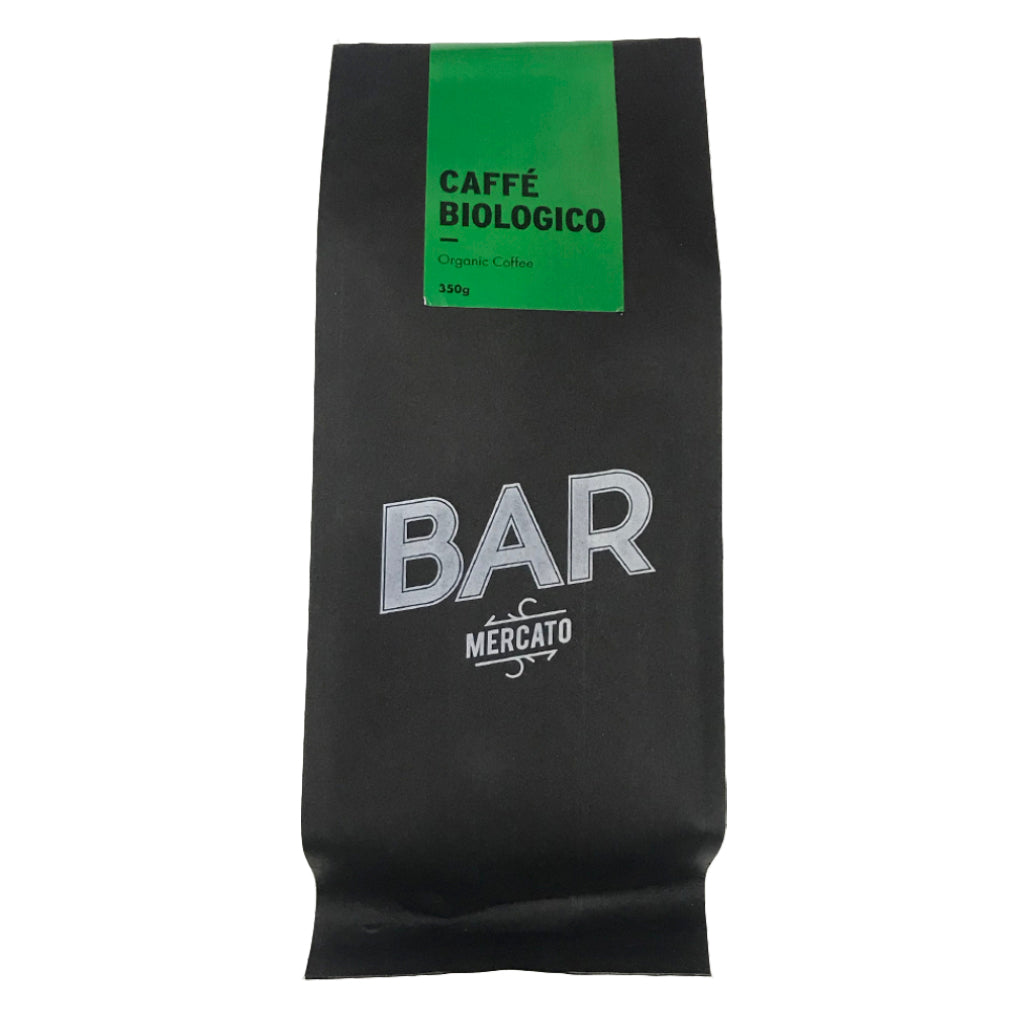Bar Mercato coffee beans Caffe Biologico
