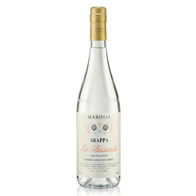Marolo Grappa Di Bussianella (Grappa di Fresia) 700ml