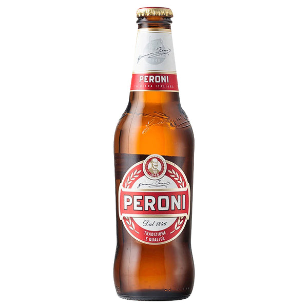 PERONI RED LAGER