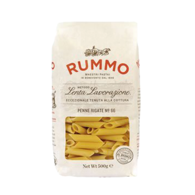Rummo Penne Rigate #66 500g