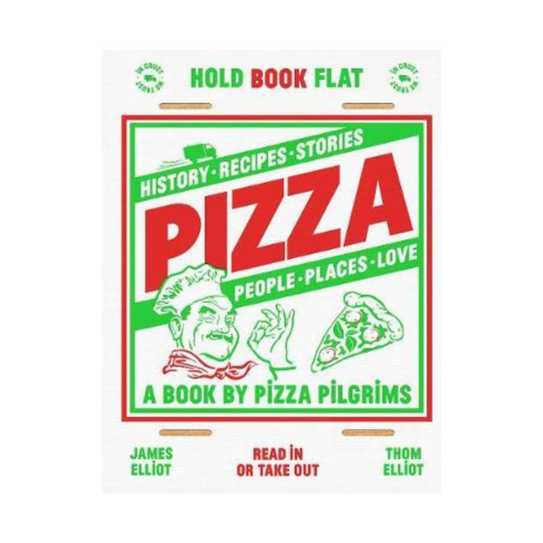 Pizza - A book by pizza pilgrims