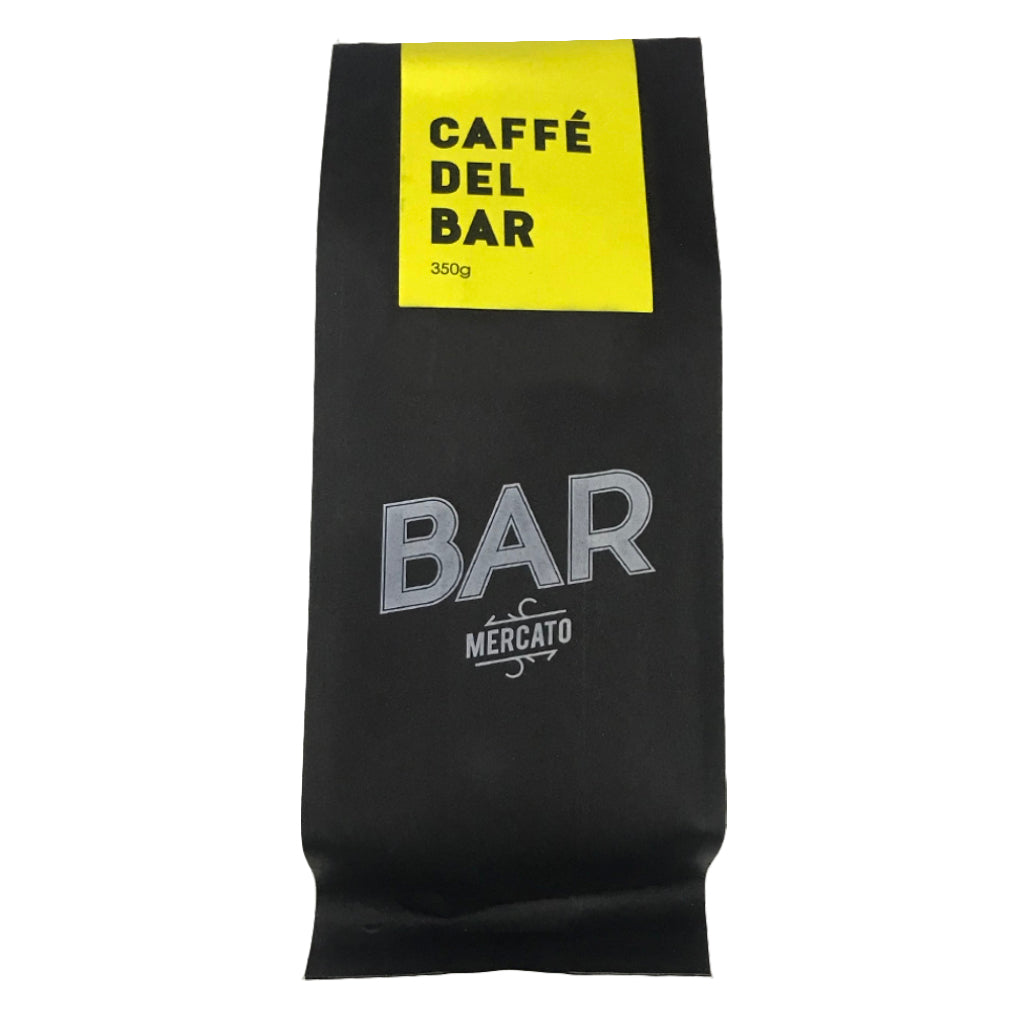 Bar Mercato coffee beans Caffe del Bar
