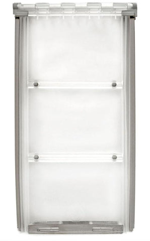 Patio Pacific 01ppc08s Pw Quick Panel 3 Medium With