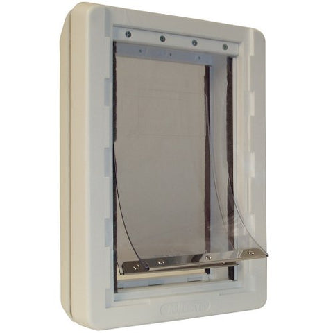 Ideal Pet Door Ruff Weather Door X-Large (RWPD) - DogDoorMart