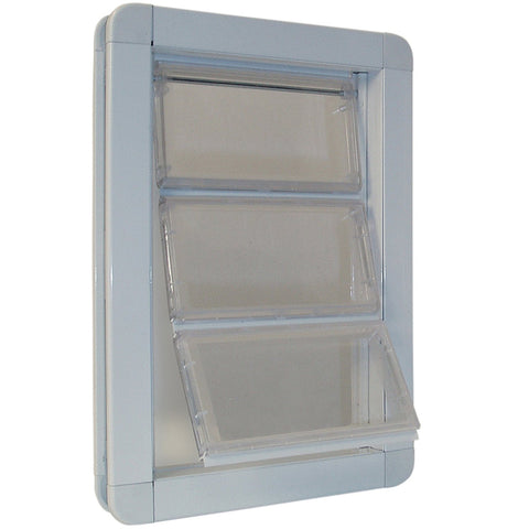 Ideal Ultra-Flex Pet Door - X-Large (UFXL) - DogDoorMart
