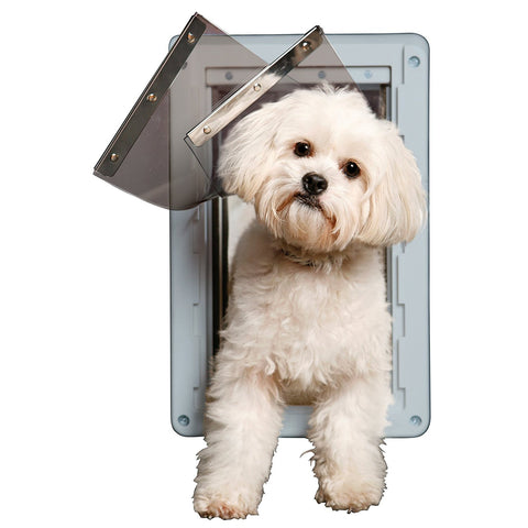 Ideal Pet Doors Ruff Weather Dog Door - Small (RWS) - DogDoorMart