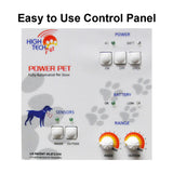 Power Pet PX-2 PX-2 - Large Power Dog Door - DogDoorMart