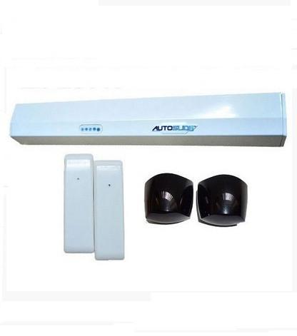 Autoslide AS014/PKW Lifestyle Infra-red Pet Kit White - DogDoorMart