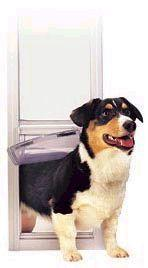 PetSafe AA11-211-11 Freedom Pet Panel Dog Door - Stain (Medium) - DogDoorMart