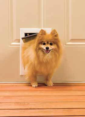PetSafe PPA00-10859 Freedom Dog Door (Small) - DogDoorMart