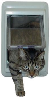 Ideal Electronic e-Cat Door (CKE) - DogDoorMart