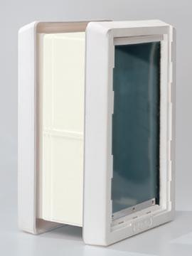 Ideal Small Ruff Weather Wall Kit (RWSWK) - DogDoorMart