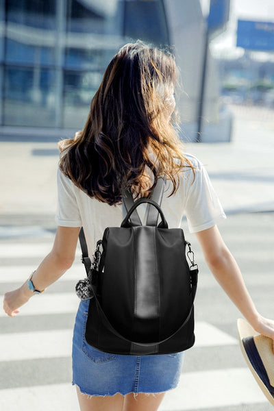 Anti Theft Waterproof Fashion Backpack