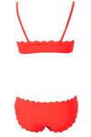 Scalloped Edge Bikini