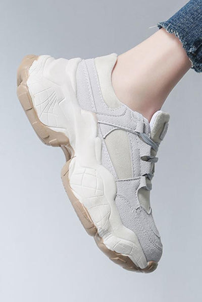 Low Top Chunky Sneakers