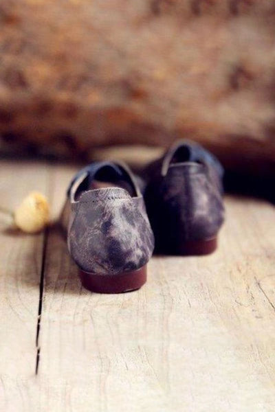Retro Leather Shoes