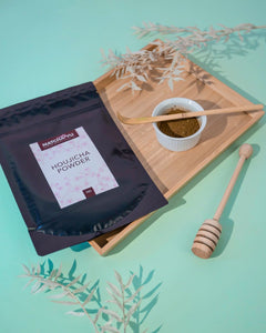 Houjicha - Roasted Green Tea Powder