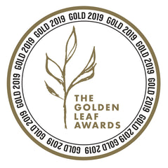 Golden Leaf 2019 Gold Award Winner