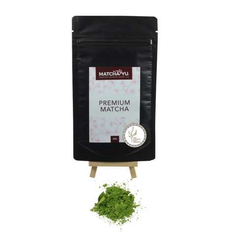 Premium Matcha Powder Award Winning Uji Matcha