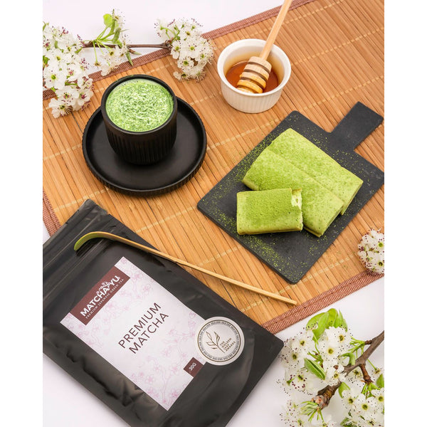 2 x PREMIUM Matcha Green Tea Powder (30g) - save $10 Matcha Matcha Yu