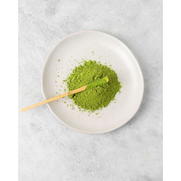 Bamboo Tea Scoop Accessories Matcha Yu