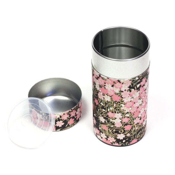 Black Tea Canister (Large) Accessories Matcha Yu