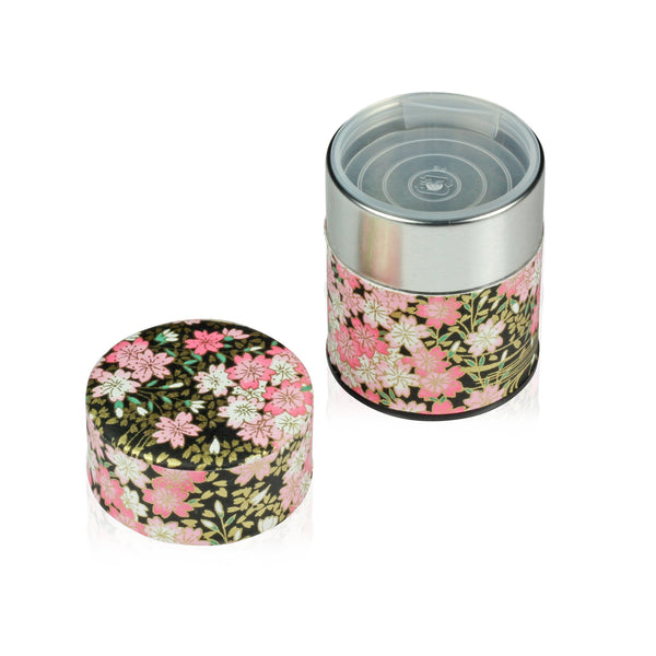 Black Tea Canister (Small) Accessories Matcha Yu