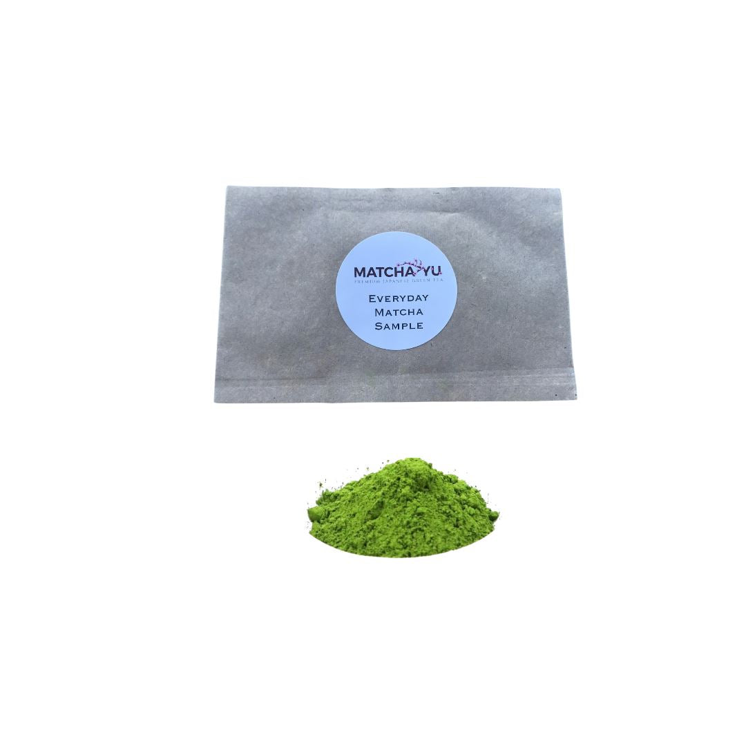 Everyday Matcha Sample (2 serves) Samples Matcha Yu