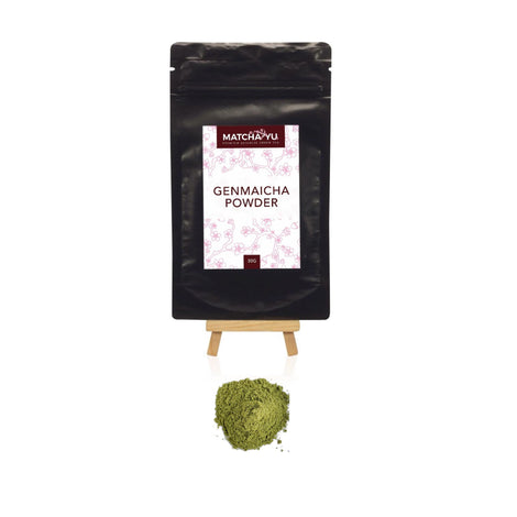 Genmaicha - Roasted Rice Green Tea Powder