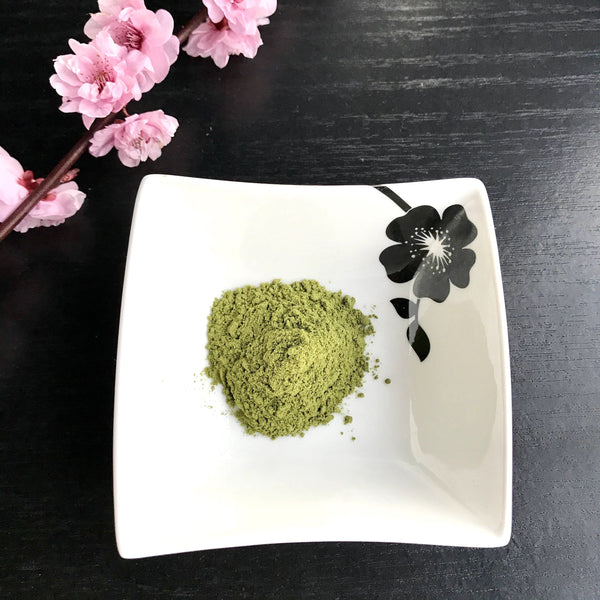 GENMAICHA Roasted Rice Green Tea Powder (30g) Genmaicha Matcha Yu