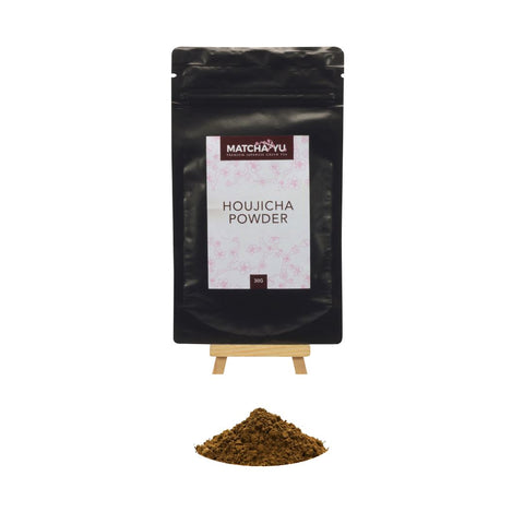 HOUJICHA Roasted Green Tea Powder (30g) Houjicha Matcha Yu