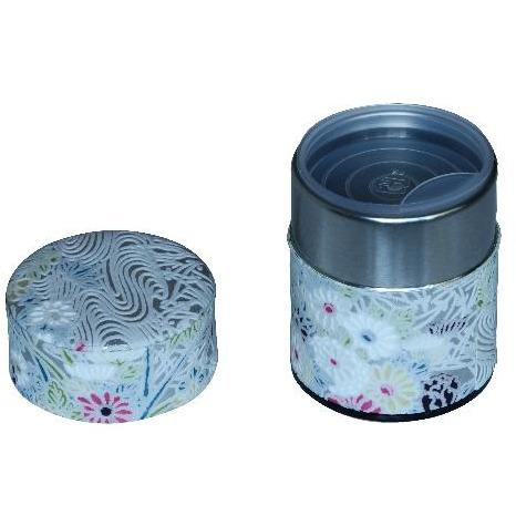 White Tea Canister (Small) Accessories Matcha Yu