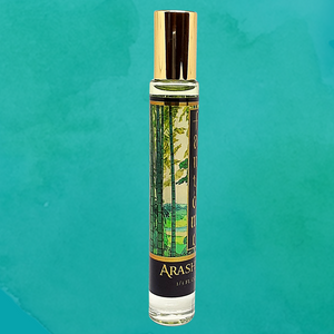 Arashiyama 10mL Rollerball with Bamboo Side