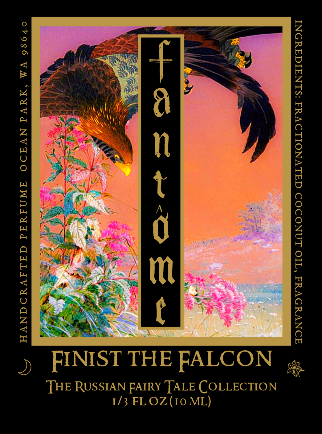 Finist the Falcon