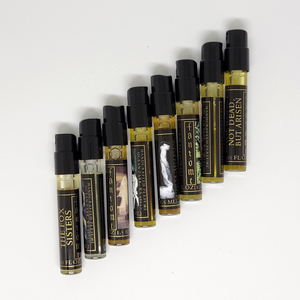Perfume Oil Sample Pack - Spiritualism Collection (8 Scents)