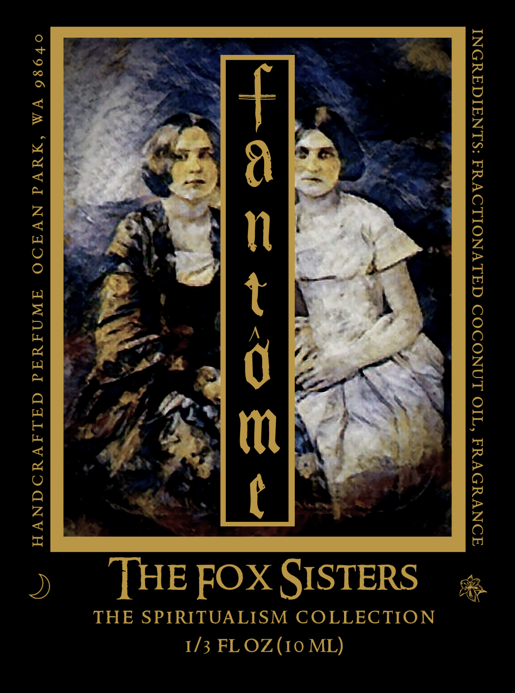 The Fox Sisters