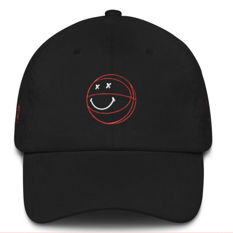 HC Mascot Dat Hat (Red/Black)