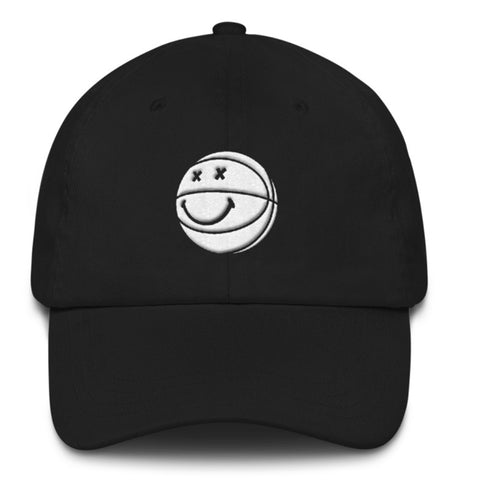 HC Mascot Dat Hat (White/Black)