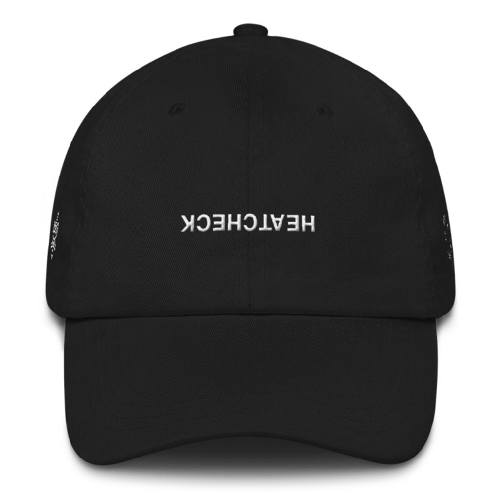 HC POV Dad Hat (Black)