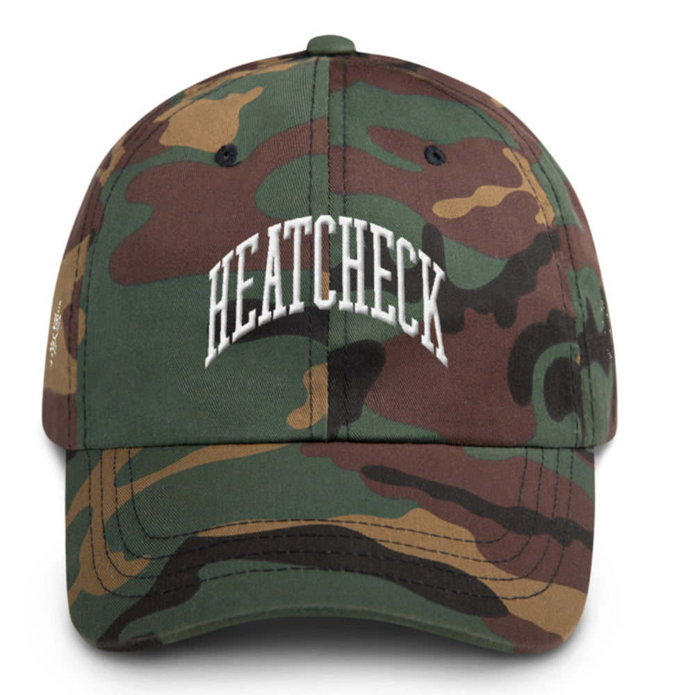 HC Branded Dad Hat (Camo)