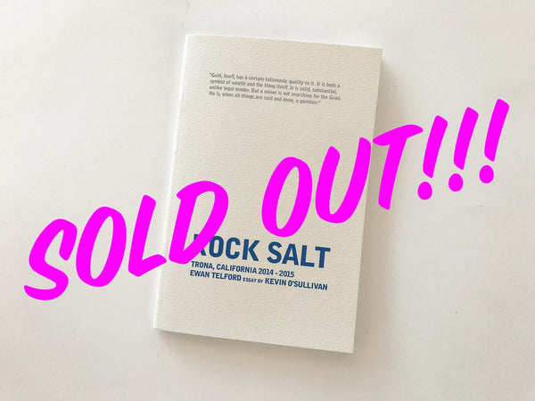 Ewan Telford - Rock Salt