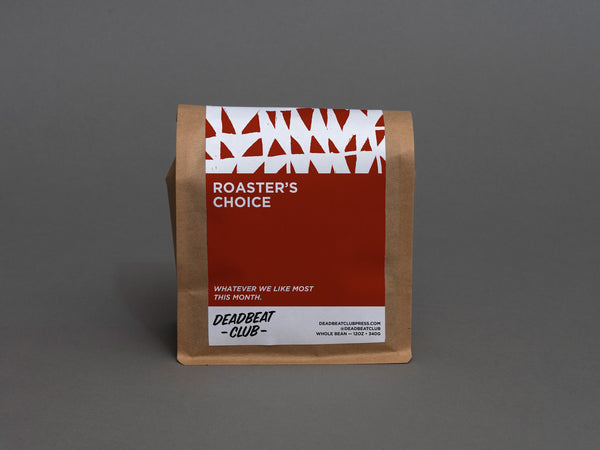 Gift Coffee Subscription- 6 Months