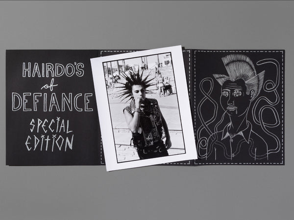 *SPECIAL EDITION* Ed Templeton - Hairdos Of Defiance