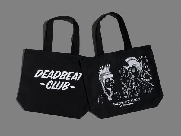 Templeton Hairdos Totebag