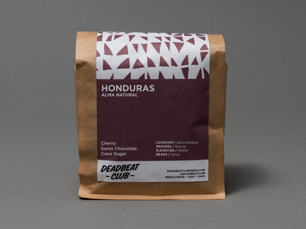 Honduras - Alma Natural